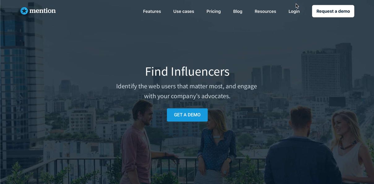 mention influencer marketing platform