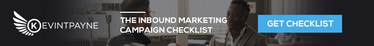 The Inbound Marketing Campaign Checklist CTA