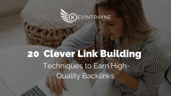 Link Building Techniques